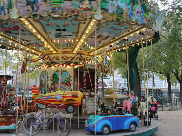 Carousels in Paris | Things to do | Time Out Paris