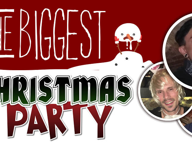 Biggest Christmas Party