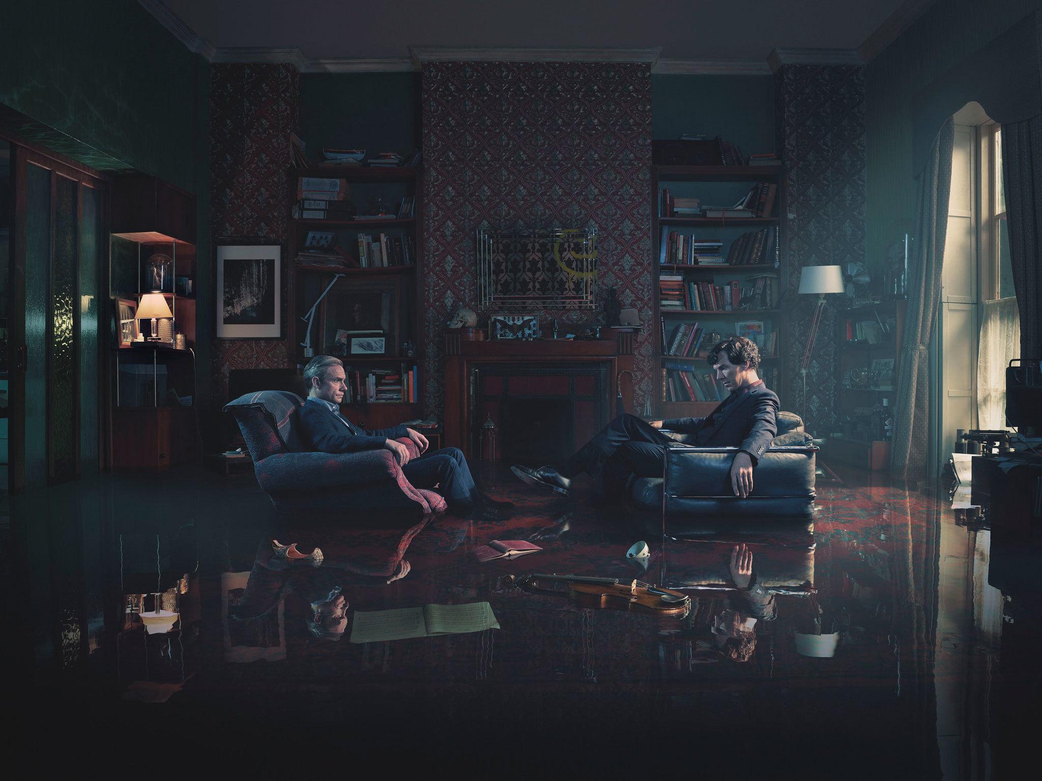 Sherlock series four