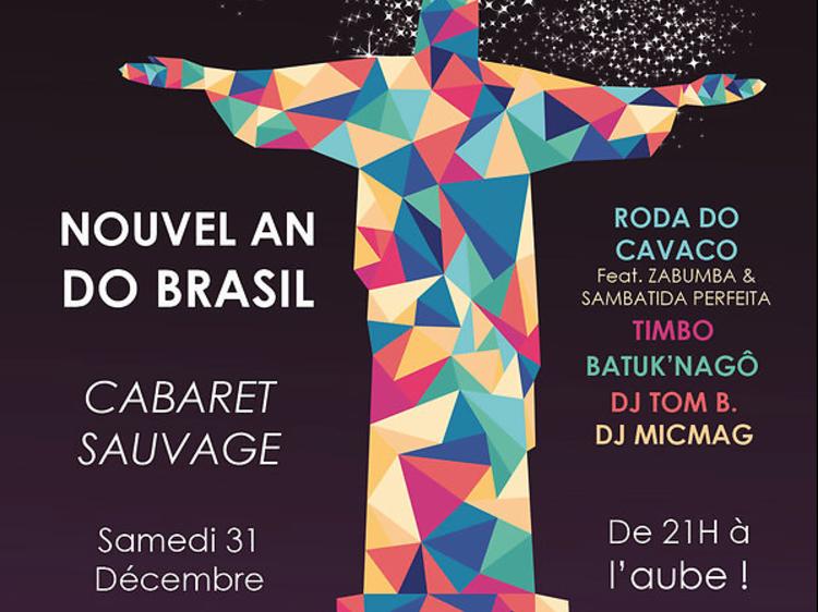 Réveillon nouvel an Do Brazil
