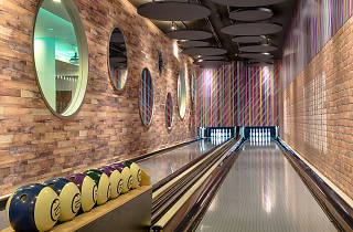 Shoreditch Courthouse Hotel - Bowling Alley
