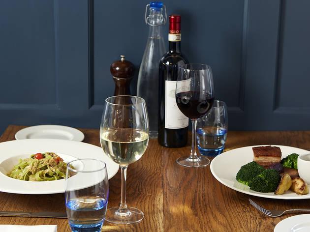Olives Restaurant Gloucester Road Menu