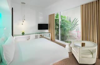 St Martin's Lane Hotel - Garden room