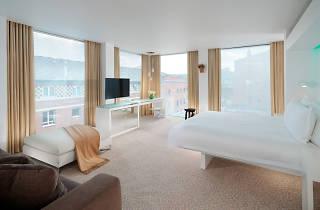 St Martin's Lane Hotel - Loft room