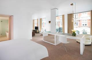 St Martin's Lane Hotel - Corner Suite