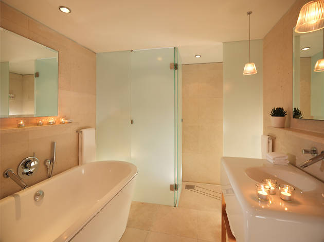 St Martin's Lane Hotel - Penthouse Bathroom