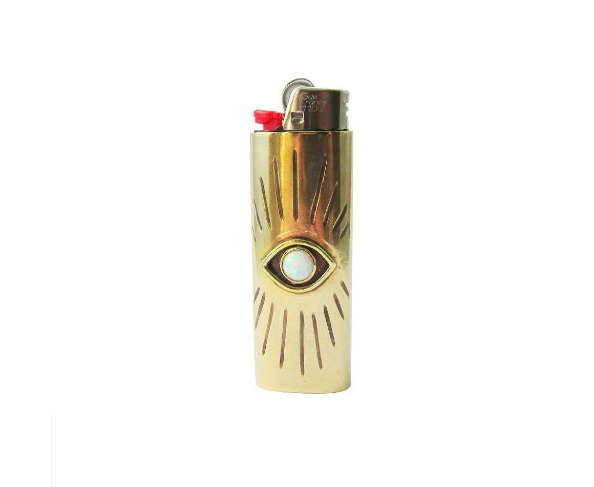 Therese Kuempel Jewelry lighter case