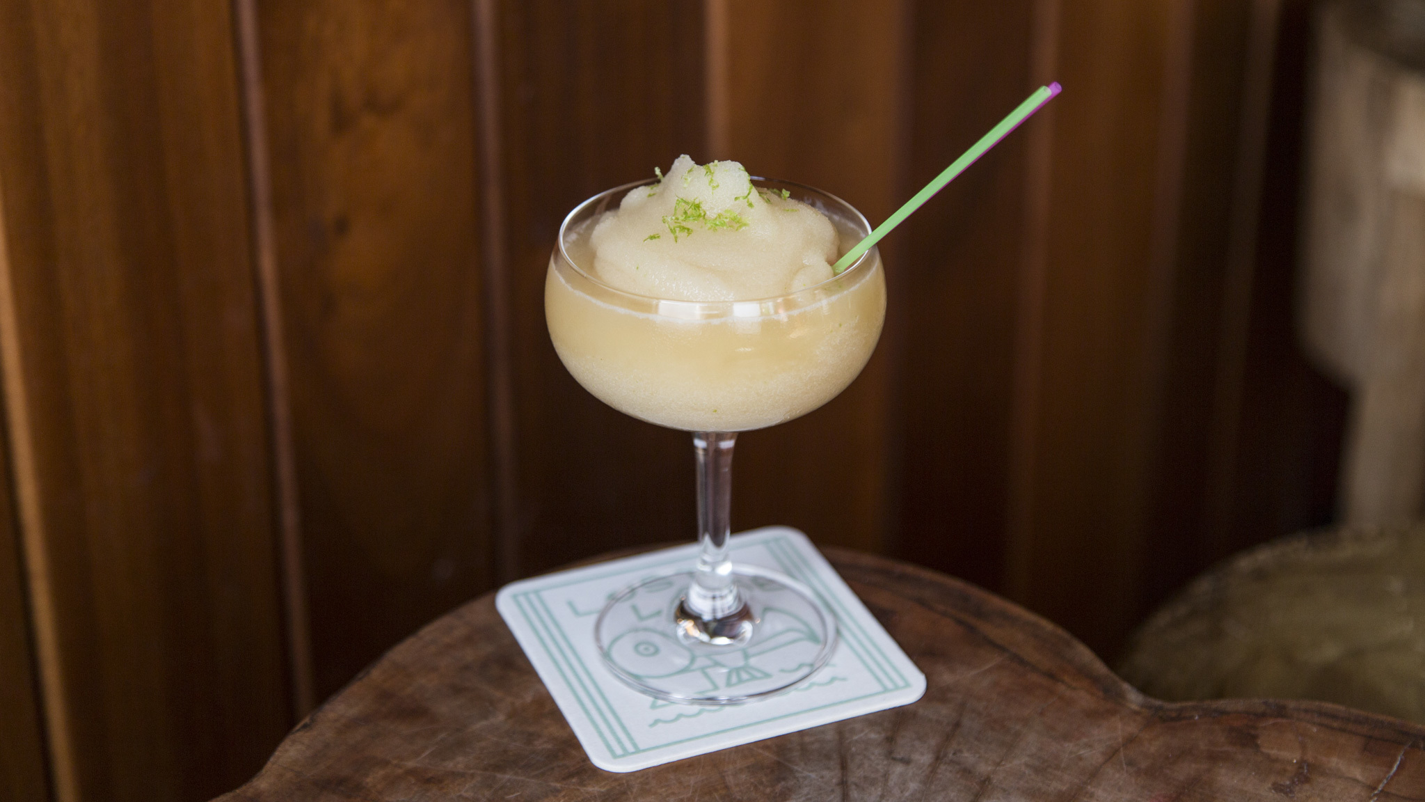 We've collaborated with Lost Lake on a special new cocktail