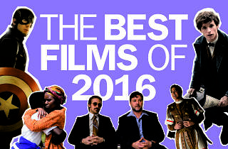 The best films of 2016