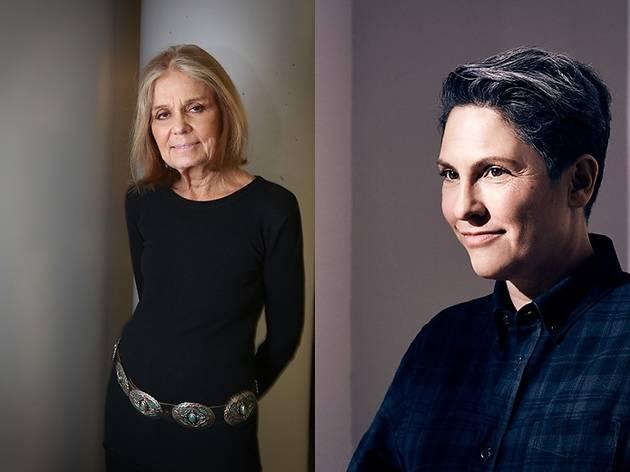 Gloria Steinem and Jill Soloway in Conversation