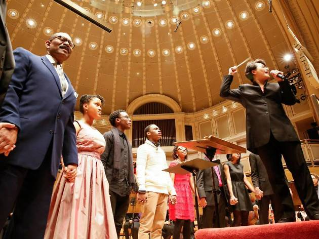 Chicago Sinfonietta MLK Tribute
