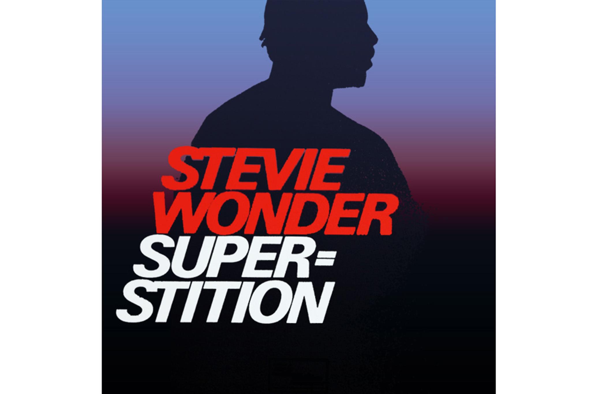 """""""Superstition"""" by Stevie Wonder"""