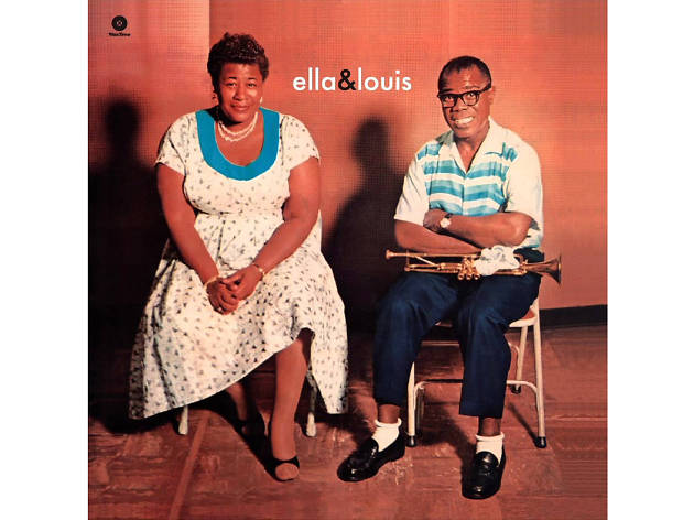 """Can't We Be Friends"" by Ella Fitzgerald & Louis Armstrong"