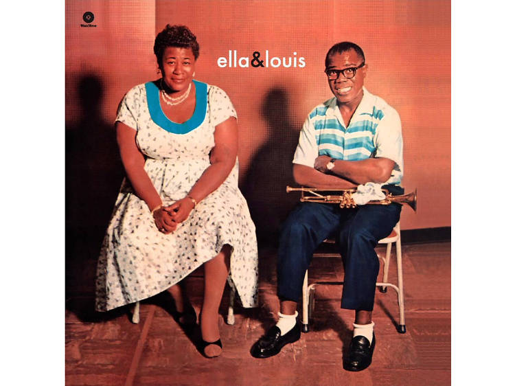 """""""Summertime"""" by Ella Fitzgerald and Louis Armstrong"""
