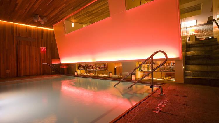 Roommate Grace Hotel Pool