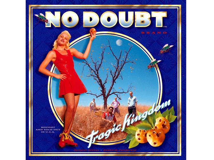 """""""Don't Speak"""" by No Doubt"""