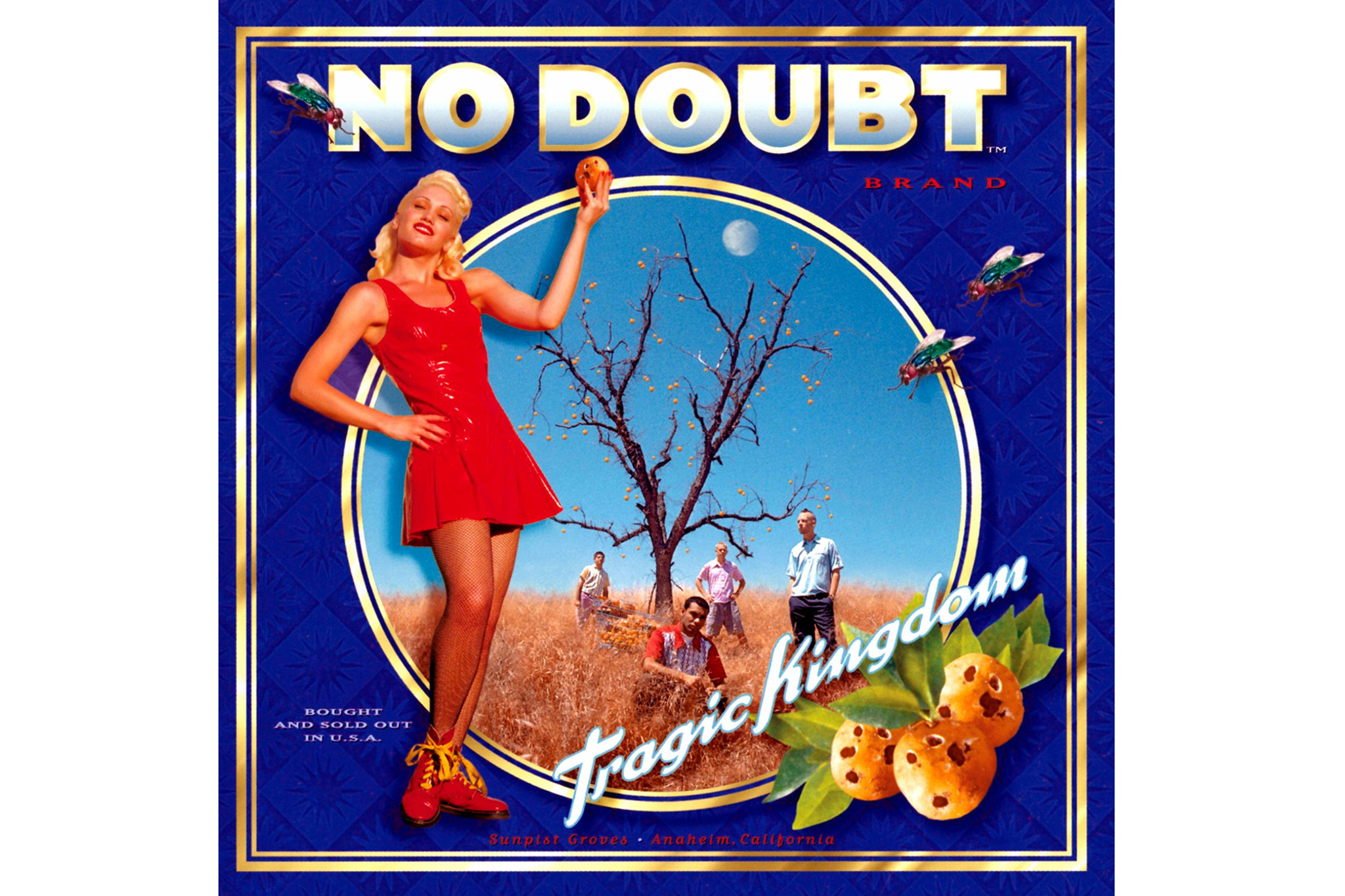 """Don't Speak"" by No Doubt"