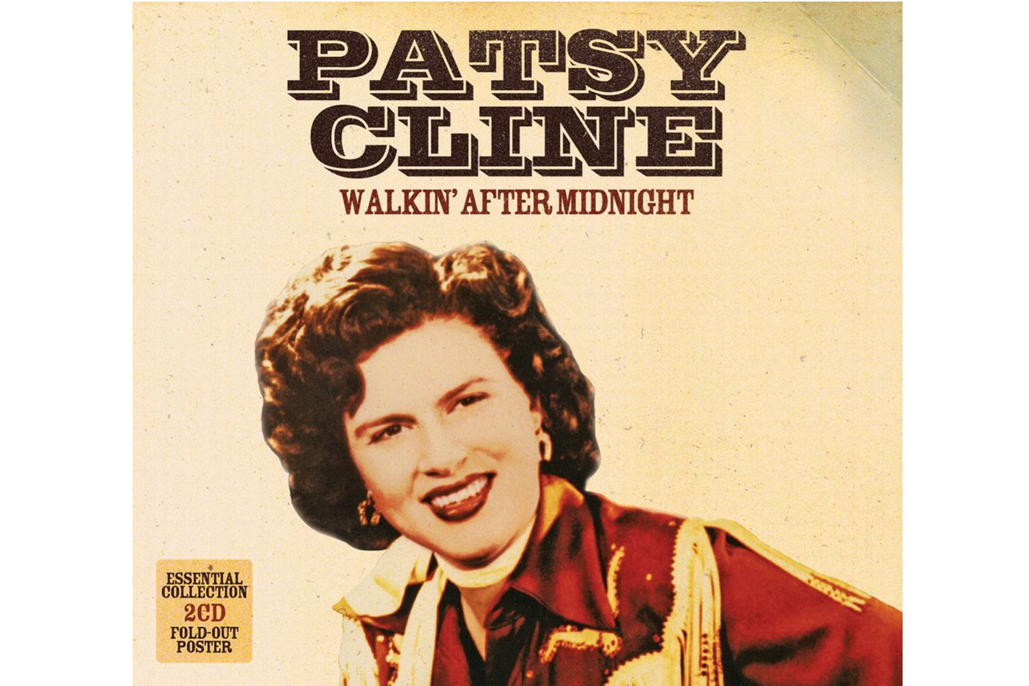 """Walkin' After Midnight"" by Patsy Cline"