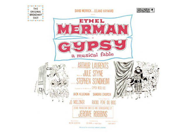 """Rose's Turn"" from Gypsy (1959)"