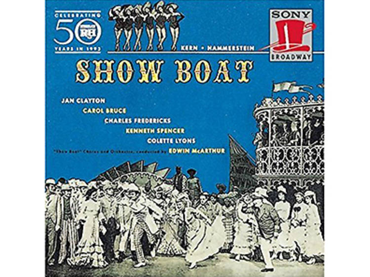 """""""Ol' Man River"""" from Show Boat (1927)"""