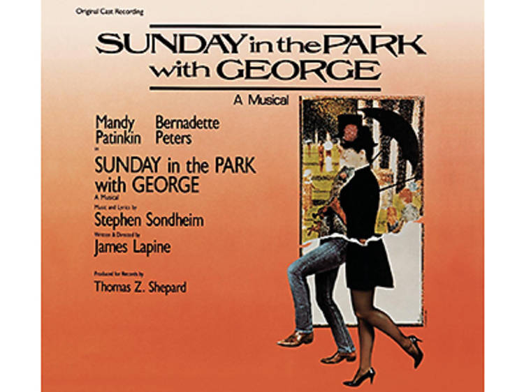 """""""Finishing The Hat"""" from Sunday in the Park with George (1984)"""