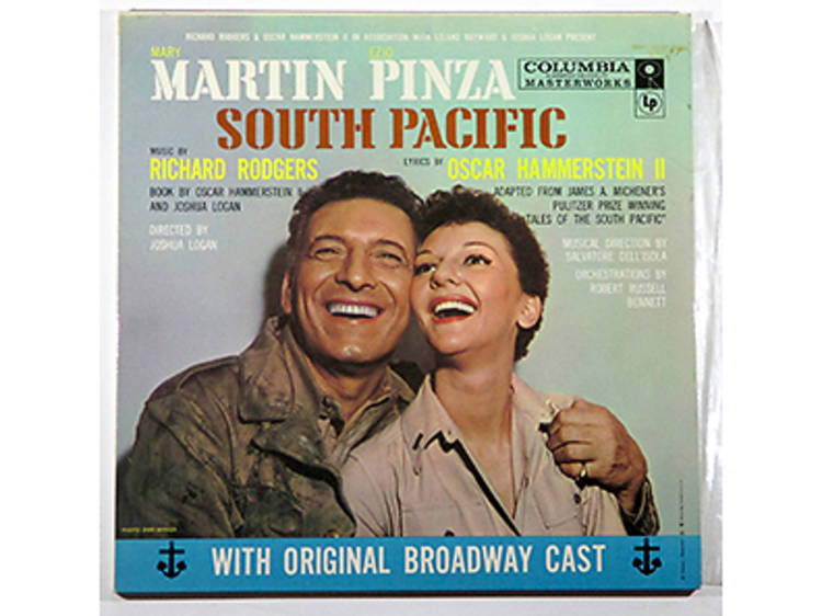 """""""Some Enchanted Evening"""" from South Pacific (1949)"""