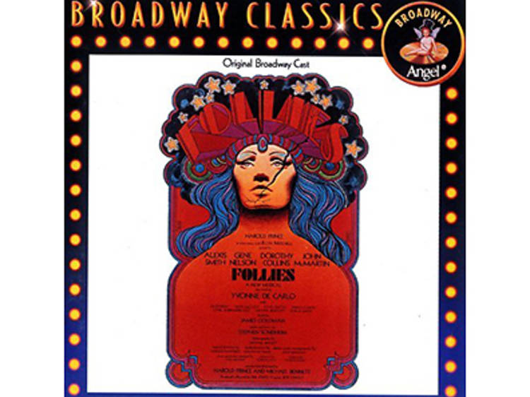 """""""Losing My Mind"""" from Follies (1971)"""
