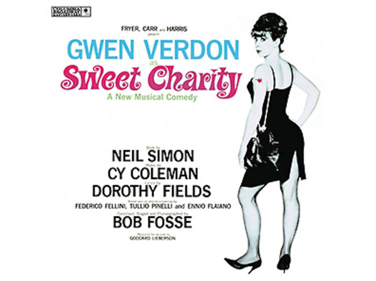 """""""Big Spender"""" from Sweet Charity (1966)"""