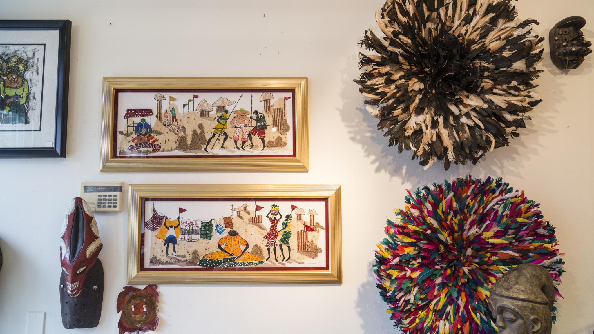 Faie African Art Gallery