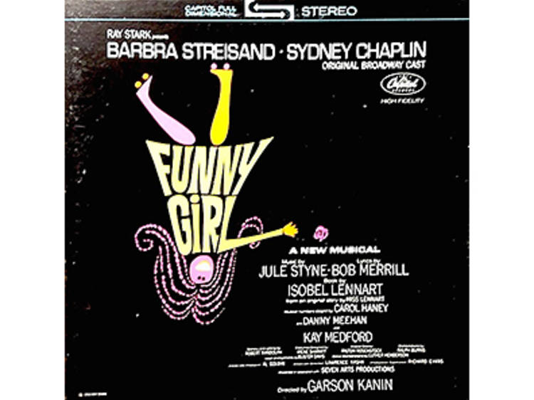 """""""Don't Rain on My Parade"""" from Funny Girl (1964)"""