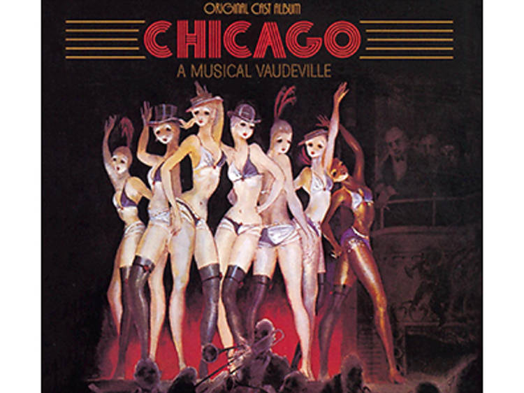"""""""All That Jazz"""" from Chicago (1975)"""