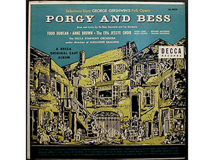 """""""Summertime"""" from Porgy and Bess (1935)"""