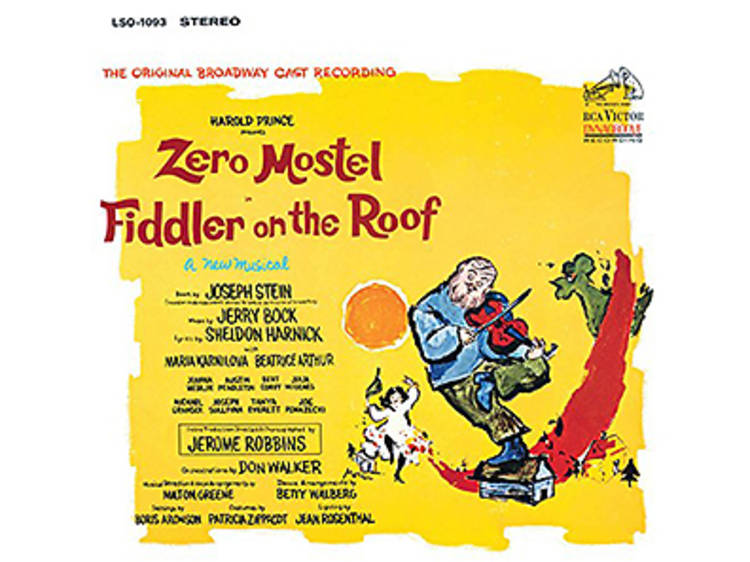 """""""If I Were a Rich Man"""" from Fiddler on the Roof (1964)"""
