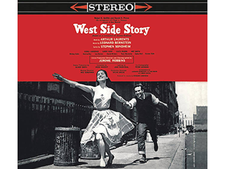 """""""Tonight"""" from West Side Story (1957)"""