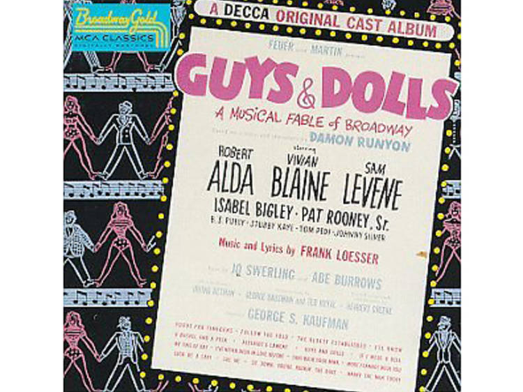 """""""Adelaide's Lament"""" from Guys And Dolls (1950)"""