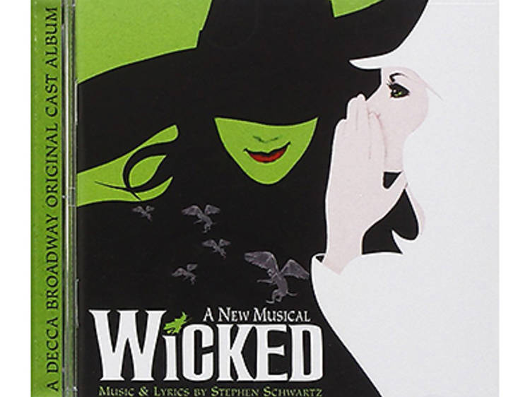 """""""Defying Gravity"""" from Wicked (2003)"""