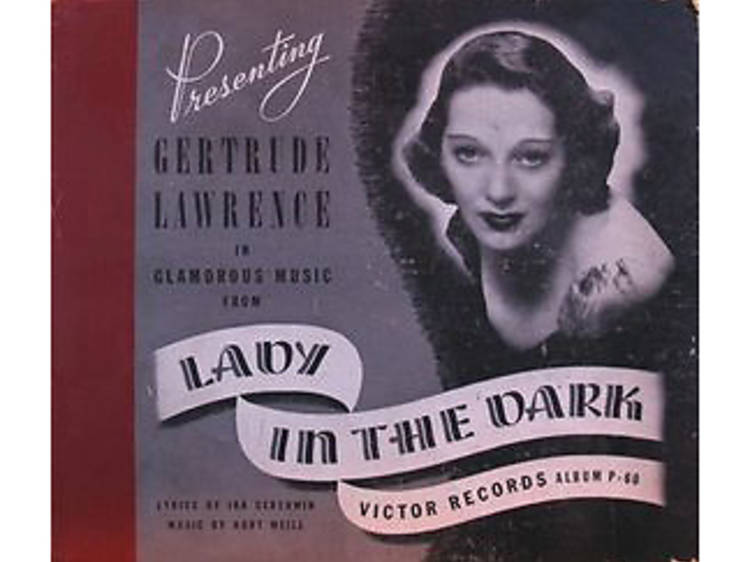 """""""My Ship"""" from Lady in the Dark (1941)"""