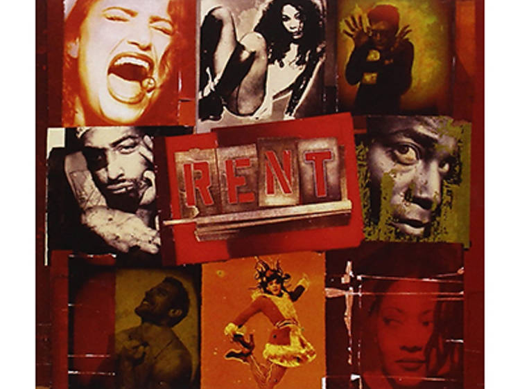 """""""Seasons of Love"""" from Rent (1996)"""