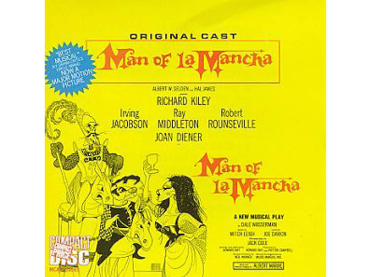 """""""The Impossible Dream"""" from Man of La Mancha (1965)"""