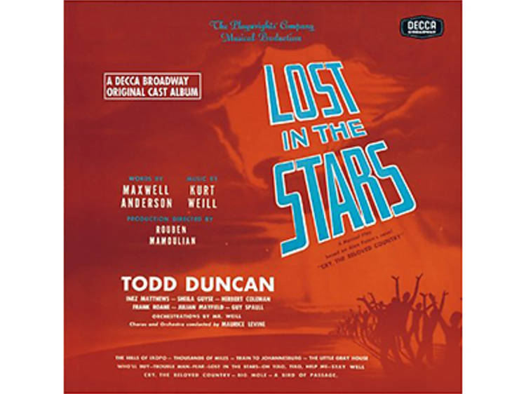 """""""Lost in the Stars"""" from Lost in the Stars (1949)"""
