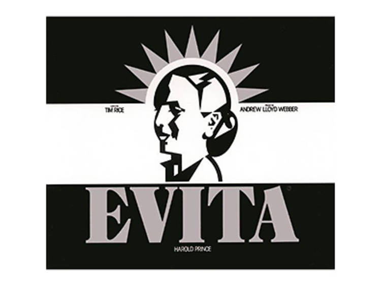 """""""Don't Cry For Me, Argentina"""" from Evita (1979)"""