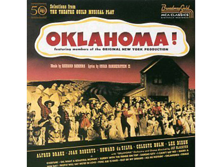 """""""People Will Say We're in Love"""" from Oklahoma! (1943)"""