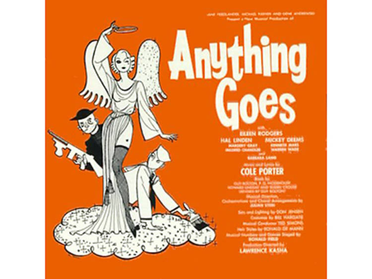 """""""Anything Goes"""" from Anything Goes (1934)"""