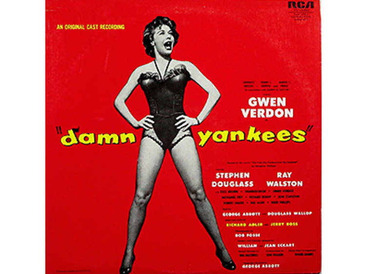 """""""Whatever Lola Wants"""" from Damn Yankees (1955)"""