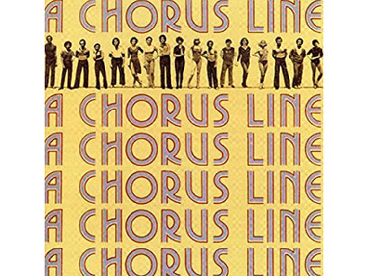 """""""At the Ballet"""" from A Chorus Line (1975)"""