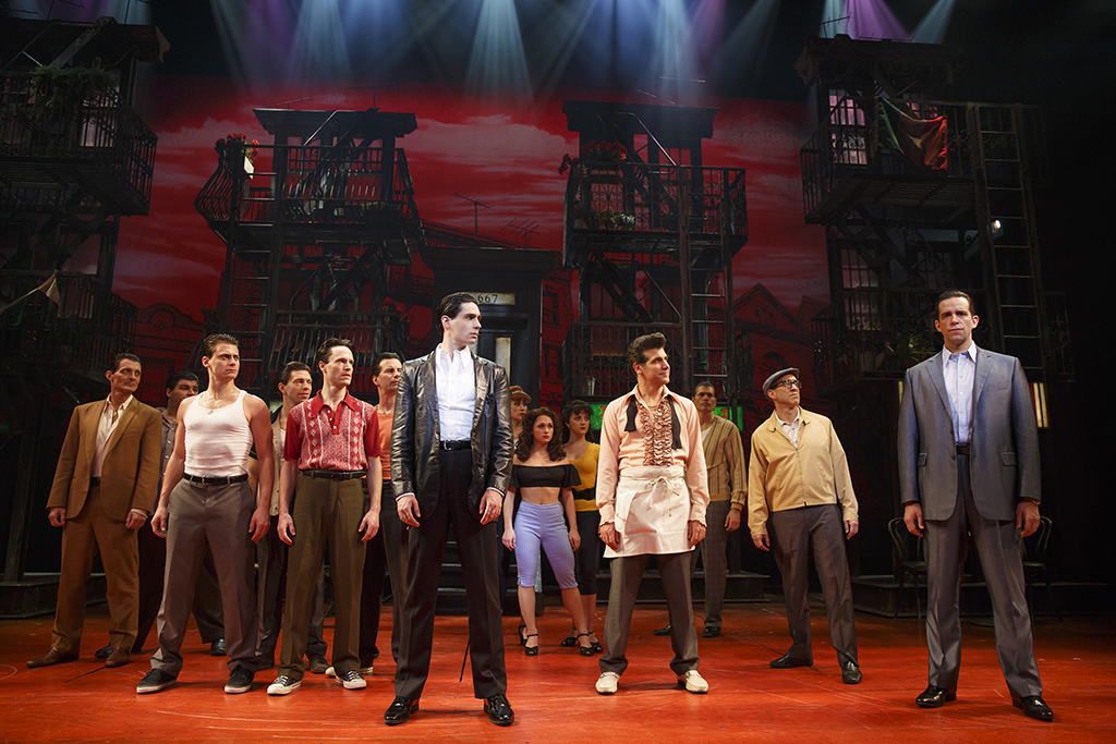 Broadway review: A Bronx Tale earns a Bronx cheer
