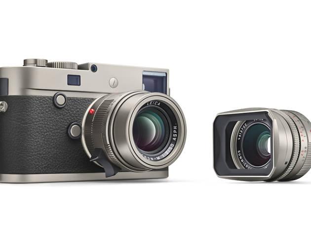 Leica M-P Titanium (Price on request)
