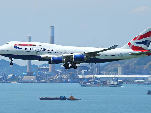 Connecting HK & the UK: A Review of its Aviation Development