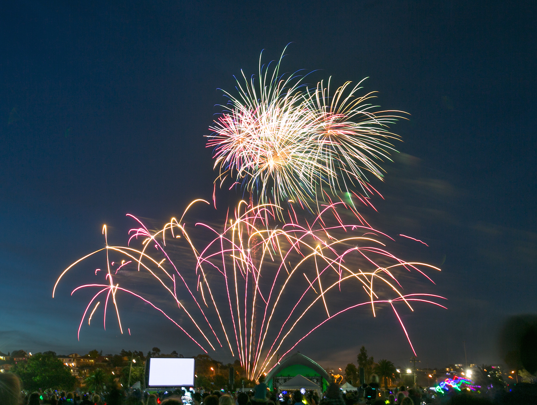 The best New Year's events in Melbourne
