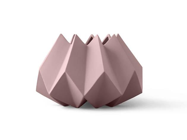 Menu Folded  Vase ($189)